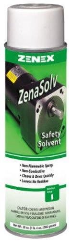 Zenex ZenaSolv Safety Solvent Degreaser - Can of 12 | Not for sale in California