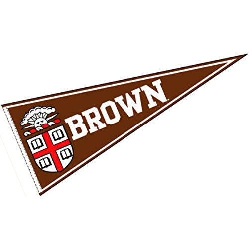 Brown University Pennant Full Size Felt (Brown University Bears)