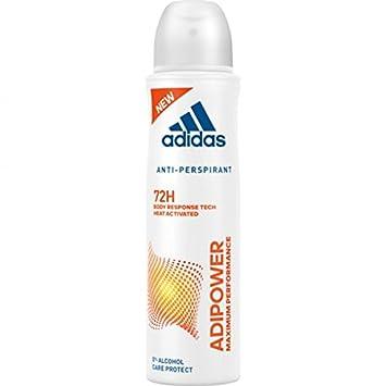 6* Adidas Deospray Deo Bodyspray Woman 150ml Adipower 6