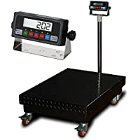 Prime Scales 1000lb/0.1lb 22x32 Bench Scale / Floor Scale / Checkweigher with Indicator
