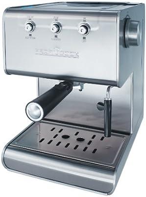 Proficook ES1008 - Cafetera espresso, 15 bares, bomba de presión ...