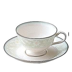 Bone china tea and coffee Fairmont bowl dish (1 customer) T97221/4408 (japan import)