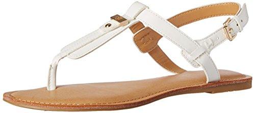 Tommy Hilfiger Womens Landmark Sandal