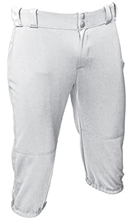 Elastic Bottoms TAG Adult Baseball Pant with Belt Loops