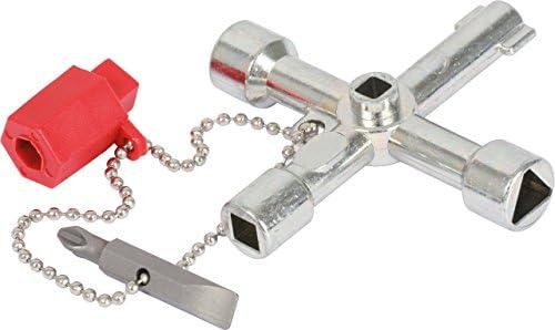 【Amazon.co.jp 限定】KS TOOLS ユニバーサルエンクロージャキー 71ミリメートル Universal enclosure keys 71mm 130.1015