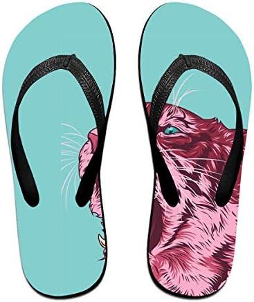ビーチシューズ 虎柄 ビーチサンダル 島ぞうり 夏 サンダル ベランダ 痛くない 滑り止め カジュアル シンプル おしゃれ 柔らかい 軽量 人気 室内履き アウトドア 海 プール リゾート ユニセックス