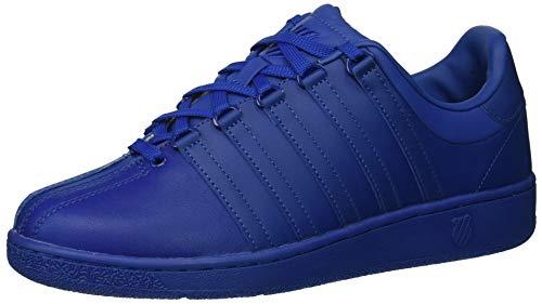 (K-Swiss Men's VN Sneaker, Classic Blue, 12 M US)