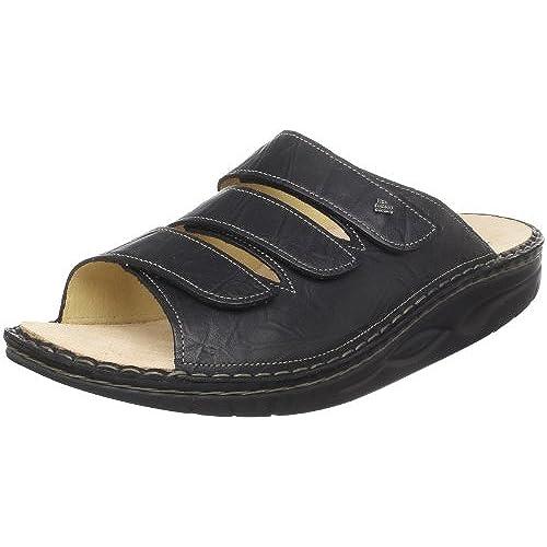 Finn Comfort Andros Slide Rocker Sandal