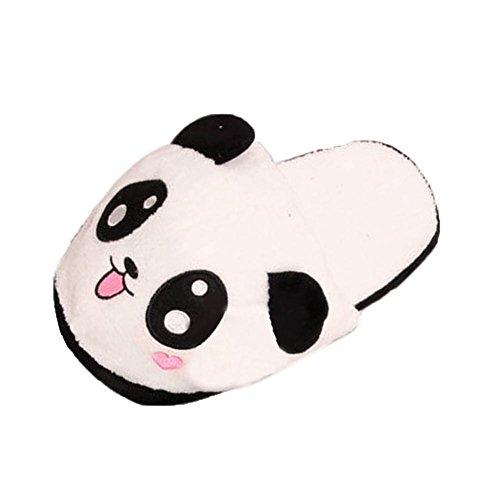 Caldo Inverno Donna Ciabatte Amlaiworld Pantofole Per A Panda Antiscivolo av1nqP