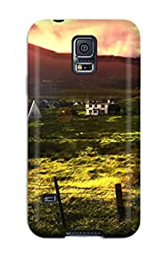 Juliam Beisel's Shop Hot Case Cover For Galaxy S5 - Retailer Packaging Scotland Dream Protective Case 2104188K55460438