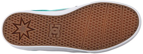 DC Womens Mikey Taylor Vulc Lace Up Skate Shoe Teal RdeKeaXmf