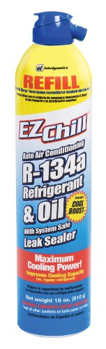 Interdynamics (MAC-134RFLCA) EZ Chill R-134a Refill - 18 oz. by Interdynamics