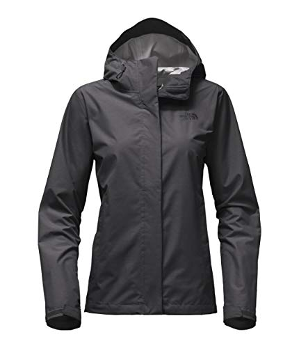 The North Face Women's Venture 2 Jacket TNF Dark Grey Heather Large (Best Parkas For Arctic Weather)