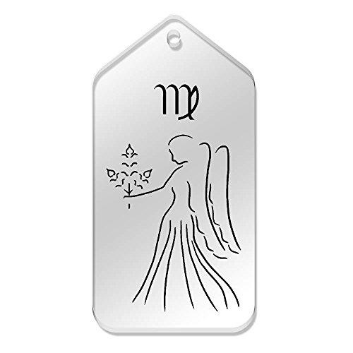 'ángel Etiquetas De Azeeda tg00067600 51 Mm 99 Virgo' 10 Claras Grande X wqtOUtX