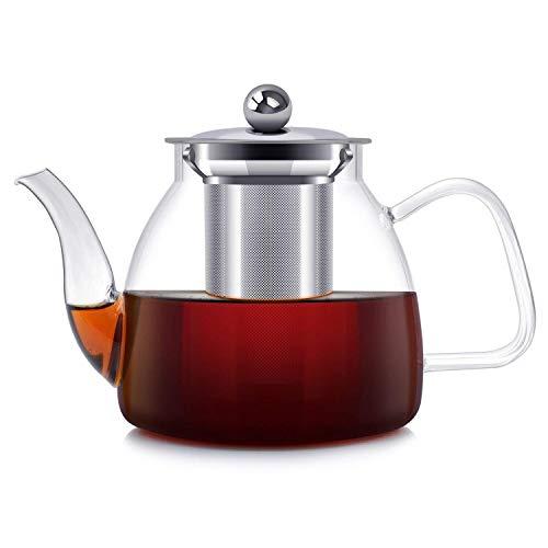 stove glass teapot - 7