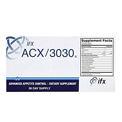 ACX/3030 Energy Booster, Carb Blocker, Weight Loss Supplement 30Tabs in a Box
