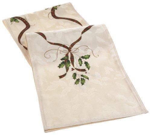 Lenox Linens Holiday Nouveau #7115 Table Runner 14