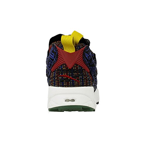 multicolor Africa Basket Noir Reebok Fury Instapump fqzrW6tzI