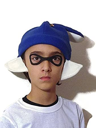 Splatoon Inkling Boy Hat