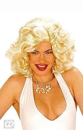 Anna Nicole Wig Blond (peluca)