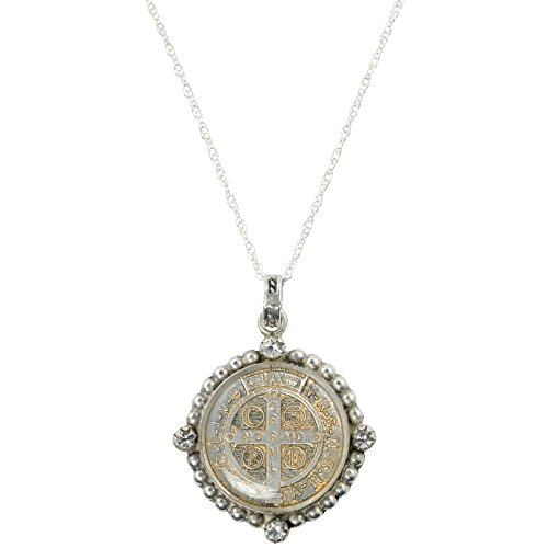 Santa Monica San Benito Choker Silver + Diamond Crystal – VSA – Virgins Saints Angels Jewelry