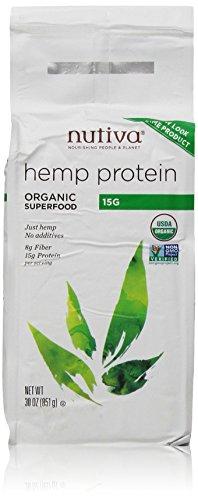 Nutiva Organic Hemp Protein Ounce