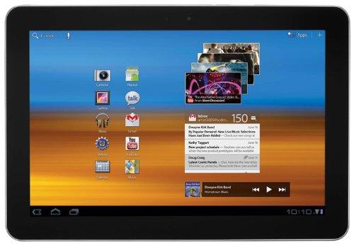 Samsung Galaxy Tab 10.1 LTE I905 Replica Dummy Tablet / Toy Tablet (White) by Samsung
