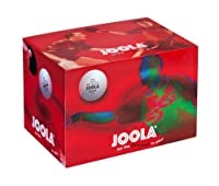 JOOLA TT-Bälle Magic 100er Karton weiß