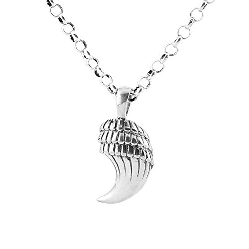 - HZMAN Jewelry 925 Sterling Silver Pendants Necklace Multiple Choice (Eagle Claw -1)
