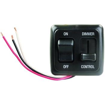 pwm dimming controller for led lights or ribbon 12 volt 8 amp adjustable br. Black Bedroom Furniture Sets. Home Design Ideas