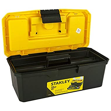 STANLEY 1-71-948 13'' Organised Maestro Tool Box with Clear top lid 9