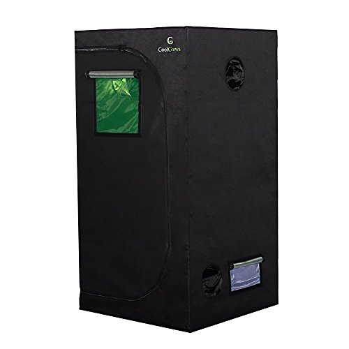 CoolGrows Grow Tent For Indoor Plant Growing Dismountable Reflective Hydroponic Non Toxic Room (32