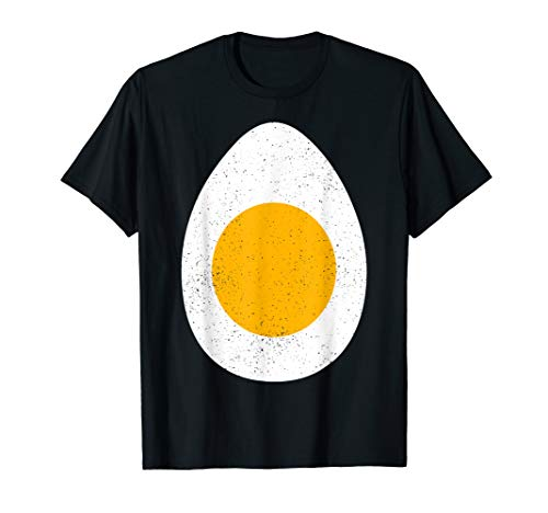 Deviled Egg Costume Shirt Funny Halloween Gift Tee T-Shirt