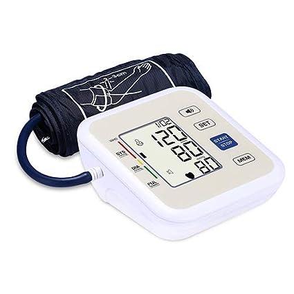 Guoguosphygmomanometer Brazo Superior, El Monitor Para El Uso Casero Grandes Cuff Digital Automatico, Detector