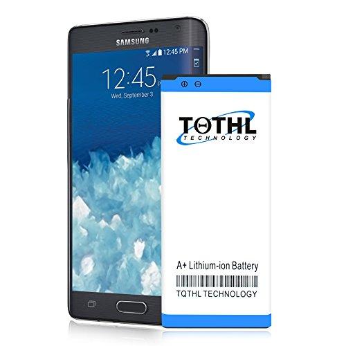 Galaxy Note Edge Battery,TQTHL 3200mAh Slim Replacement Li-ion Battery for Samsung Note Edge N915,N915U LTE,N915A(AT&T), N915T(T-Mobile), N915V(Verizon), N915P(Sprint) [18 Month Warranty]
