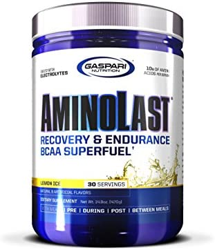 Gaspari Nutrition Aminolast Powder