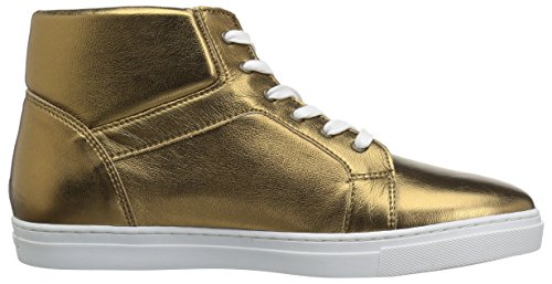 Pictures of Vince Camuto Boys' GRADIE2 Sneaker Gold 3 Gold 3 M US Little Kid 3