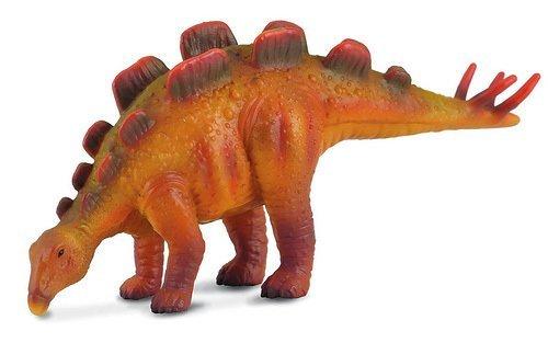 CollectA 88306 Wuerhosaurus Prehistoric Dinosaur Procon Toy Model Dino - Pack of 6