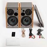 Edifier R1280T Powered Bookshelf Speakers - 2.0