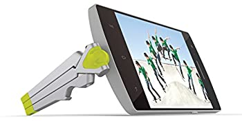 Kenu Stance   Compact Tripod for Android, Samsung Galaxy, Windows Phone, HTC, Nokia, Sony and More Phone Stand Cell Phone Holder   Micro-USB