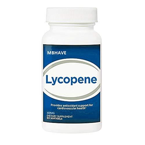 Ochoos Lycopene 40 mg Supports Prostate & Heart Health 60 softgels