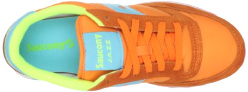 Orange SauconySaucony da Original Donna Basse Jazz Scarpe Orange Ginnastica q0wnrt05