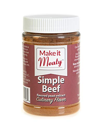 Simple Beef - culinary flavored yeast extract