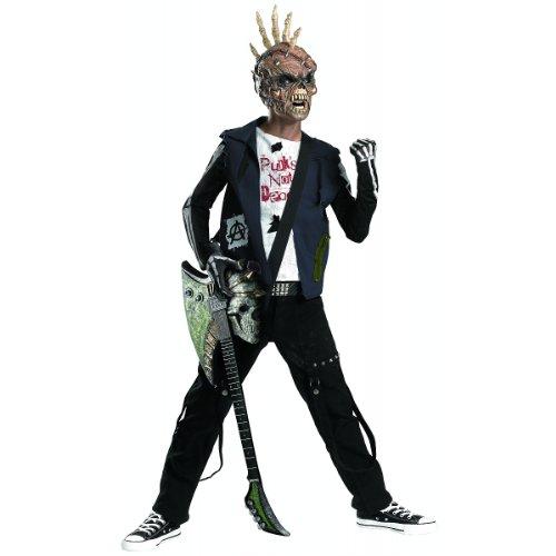 Disguise Punk Creep Costume X Large