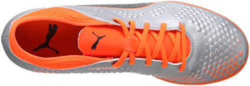 puma Argenté Syn 4 Black Chaussures puma Orange Homme 01 It shocking Silver One Puma Football De q4w5zTA8x