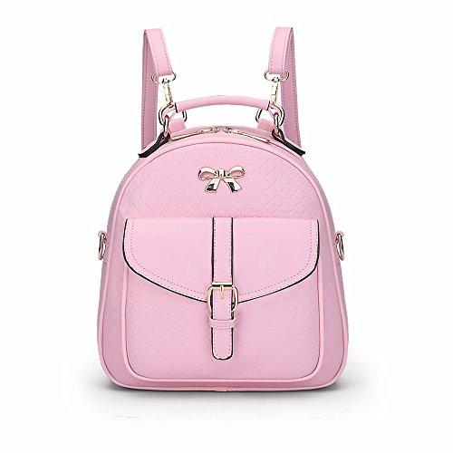 Gqfgyyl Shoulder Bag Woman Single Shoulder Bag Slanchs For Fresh Small, Black Pink