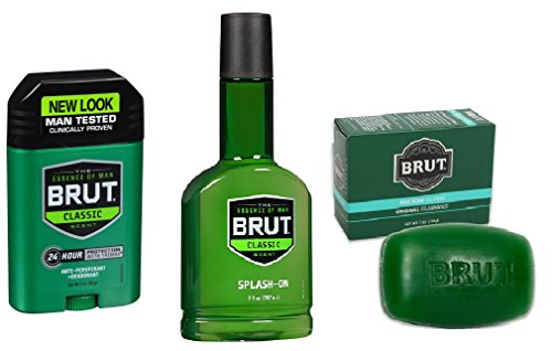 BRUT Classic Scent Men's Set