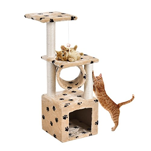 Deluxe Scratching Post - FOUR CLOVER 36