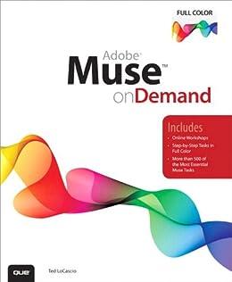 Adobe Muse on Demand eBook: Ted LoCascio: Amazon ca: Kindle