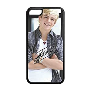 Mystic Zone R5 Loud Ross Lynch iPhone 5C Back Cover Case for Apple iPhone 5C -(Black and White) -MZ5C00317 hjbrhga1544